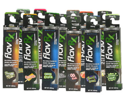 flavrx vape cartridges