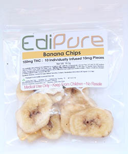 Edipure Banana Chips