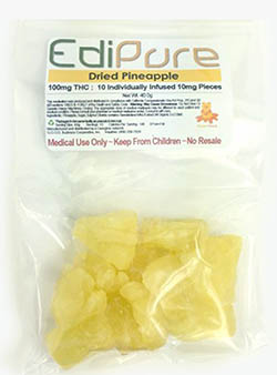 Edipure Dried Pineapple