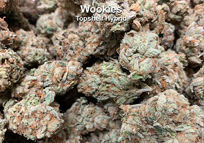 Wookies Hybrid Top Shelf