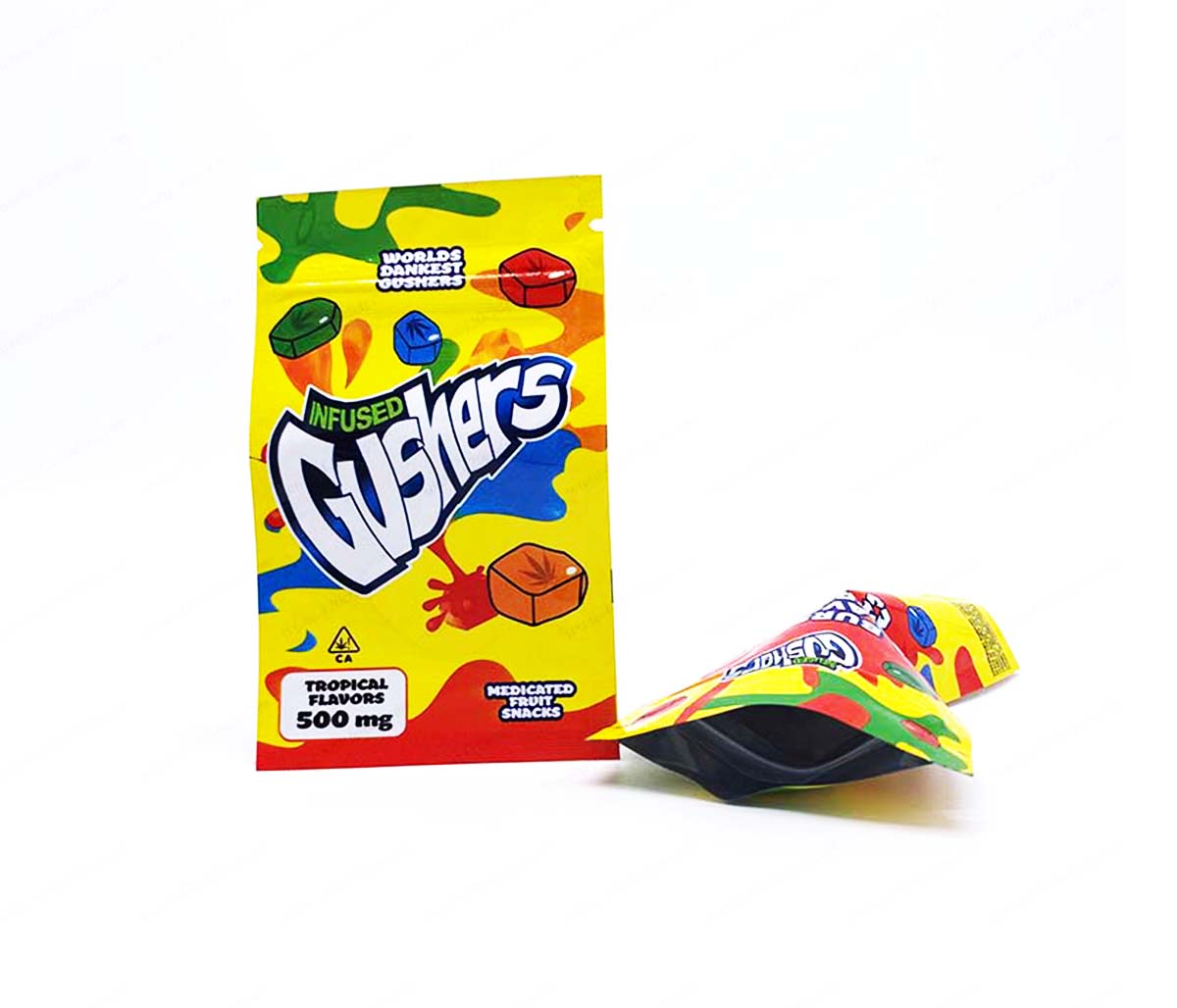 infused gushers