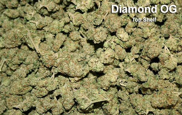 Diamond OG  Topshelf